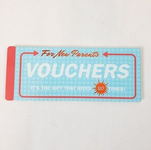 Gift Vouchers (20) For New Parents Baby Shower Gif